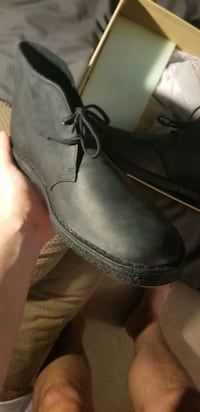 Clark Boots, Size 13 Mississauga
