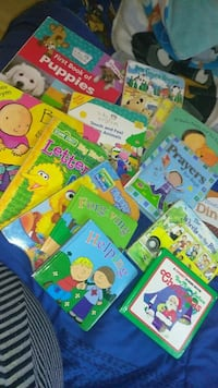 Baby books Lynchburg