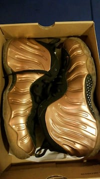 Nike Air Foamposite One Silver Spring, 20905
