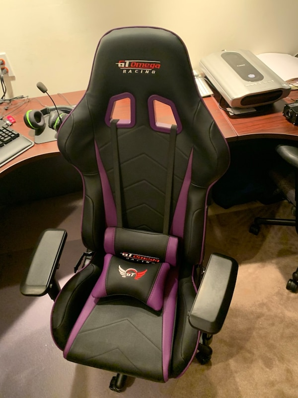 Tremendous Gt Omega Gaming Chair Uwap Interior Chair Design Uwaporg