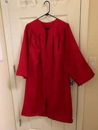 red graduation dress Rocklin, 95677