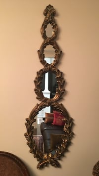Brown frame mirror Oakville, L6M