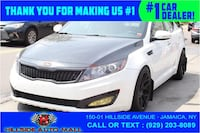 Kia Optima 2012 Jamaica, 11432