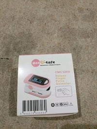 Finger pulse oximeter brand new Austin, 78728