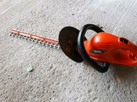 Black and decker hedge trimmer Barrie, L4M 3C8