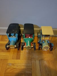 3 Vintage litho tin toys Port Hope, L1A 3T3