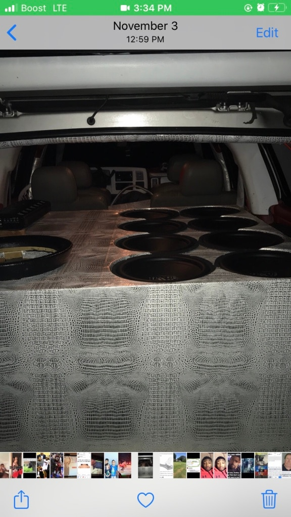 Photo 8 12in ported box