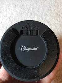 Origaudio bluetooth/AUX speaker (comes with usb wire)new,great shape,no damage  Glen Cove, 11542