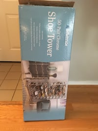 Brand new shoe rack, 50 shoes McLean, 22102