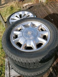 Cadillac wheels and Tires Kearneysville, 25430