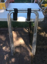 Stainless steel frame 39 km