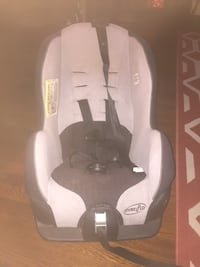 Baby's gray and black Evenflo convertible car seat Lower Chichester, 19061