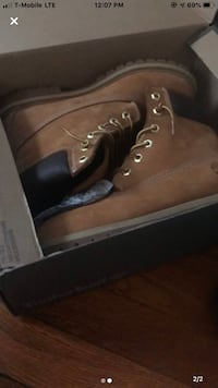 timberland boots ( SIZE 7 ) Baltimore, 21223