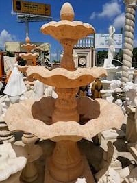 3 Tier Fountain Opa-locka, 33054