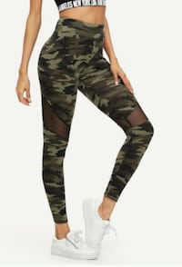 women's black and brown camouflage pants Winnipeg, R2V 0L5
