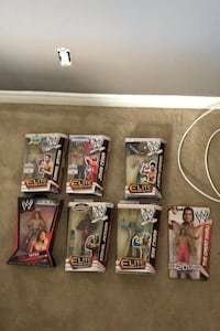 WWE action figures Kitchener, N2P 2V6