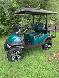 Club car precedent golf cart electric 48 volt