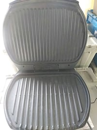 George Forman grill with removable plates Waldorf