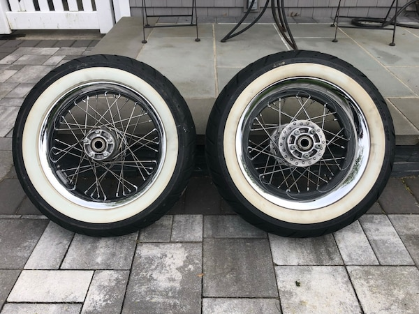 Used Harley Davidson Wheels >> Harley Davidson Rims And Tires