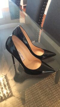New never worn black patent Jimmy Choos size 8 with tags!! Tampa, 33629