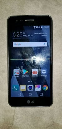 black LG K4 unlocked Winnipeg, R2V 0A3