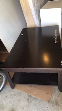 black and gray wooden table Burnaby, V3N 1H9