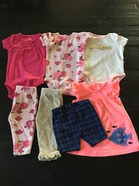 Infant Clothes Size 3 Months (All For $5.00) Palmdale, 93551