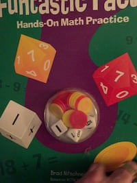 New Funtastic Facts Hands-On Math Practice-grade 2 Columbia, 21045