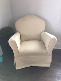Rocking chair with ottoman East Gwillimbury, L0G 1V0