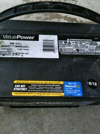 Brand new battery with warranty  Temple Hills, 20748