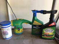Insect, weed killer etc Katy, 77494