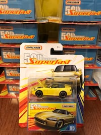 Matchbox - Hot Wheels - Superfast Honda S2000