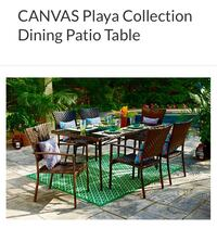 BRAND NEW Patio Dining Table