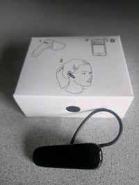 Jabra Wireless Bluetooth ear piece 3490 km