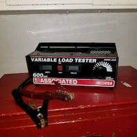 variable load tester  Choctaw, 73020