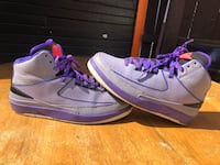 Iron purple  Jordan 2 size 10.5 Alton, 62002