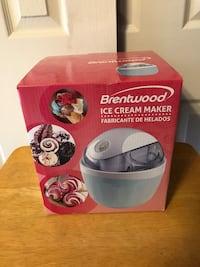 New a Brentwood Ice Cream Maker Baltimore, 21236