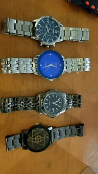 mens watches  2 are brand new one is just barely u Oklahoma City, 73108