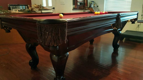 Used Brunswick Pool Table For Sale In Winnemucca Letgo - Brunswick greenbriar pool table