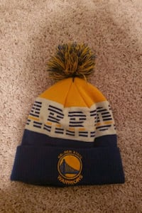 Warriors knitted winter hat Mitchellville, 20721