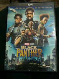 Black panther DVD Lakewood, 98499