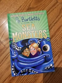 Pip Bartlett's Guide To Sea Monsters Toronto, M5J 1B7