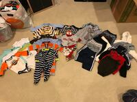 Boys size 3-months - great condition