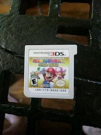 Mario party star rush 3ds  Mississauga, L5M