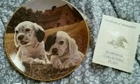 Budweiser collectable plate !  Minersville, 17954