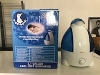 New White and blue penguin air humidifier with box La Habra, 90631