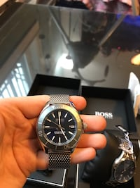 Brand new beautiful men's Hugo boss watch! Steal price  Langley, V2Y 1R9