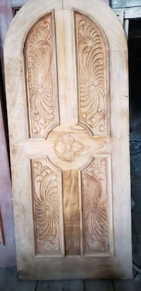 antique hand carved wooden doors Saint Marys, N4X 1C5