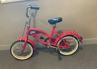 Toddler's red retro bicycle Alexandria, 22312