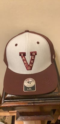 New Vancouver Millionaires Hat L/XL Size New Westminster, V3M 2N2